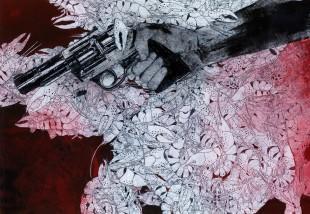 「銃」 中村 文則