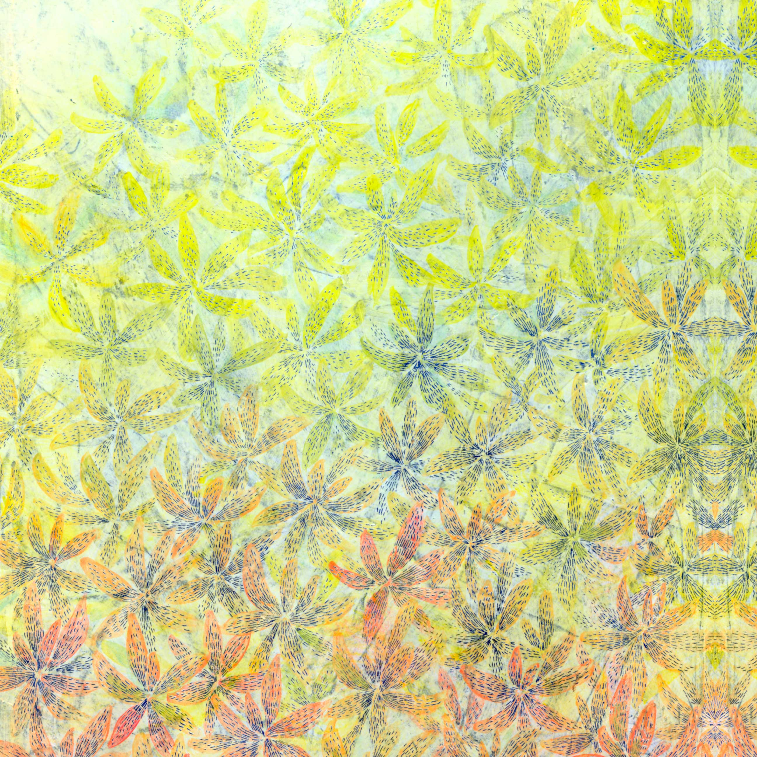 wp yellowpink Planted スマートフォン用壁紙