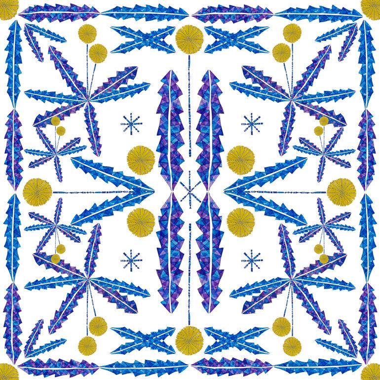 1 tanpopo 「母の日に贈りたいハンカチ」デザインコンテスト