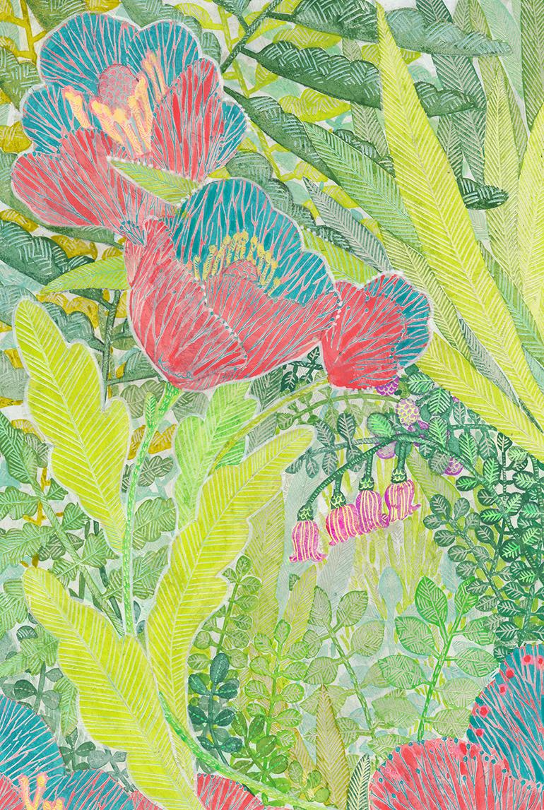 kanazawa ill 【展示のお知らせ】個展 – Jardin eternel とこしえの庭