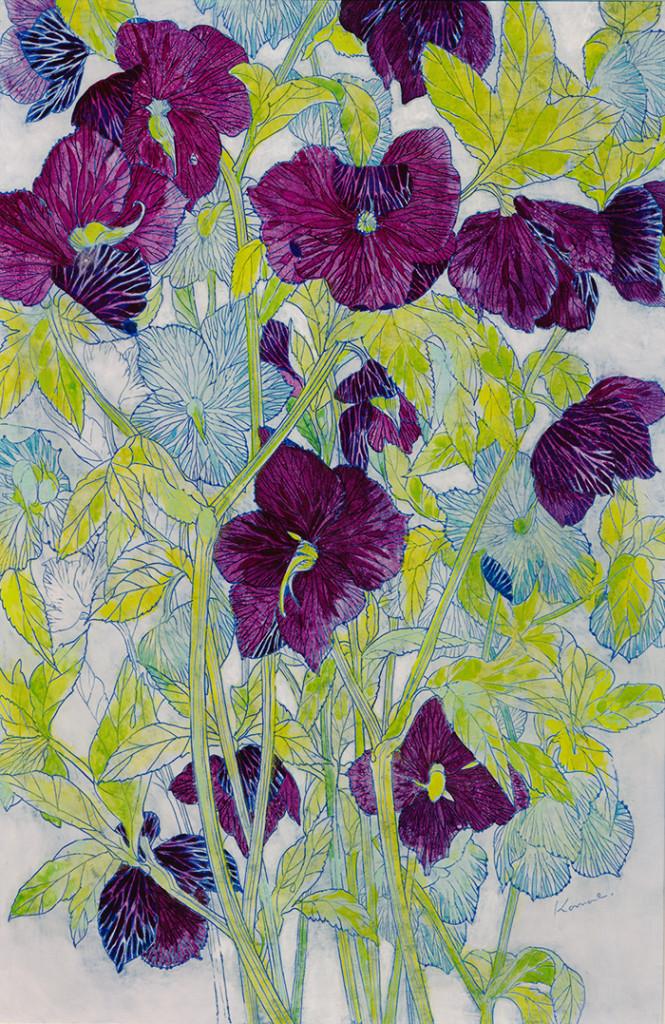 000xmas 665x1024 「手と花と」出展作品